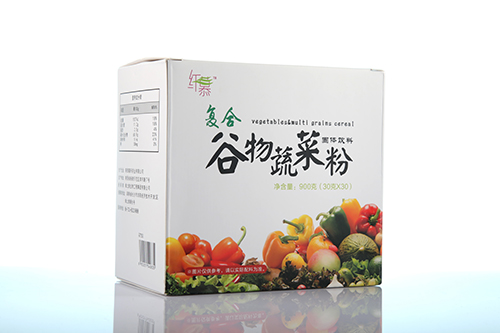 纤慕复合谷物蔬菜粉